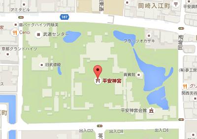 グーグルマップ複数地点1